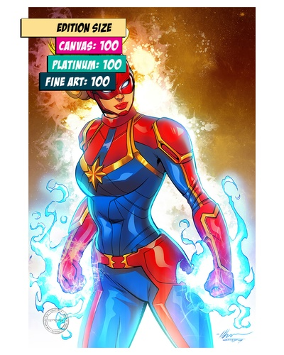 CAPTAIN MARVEL: POWER MAX