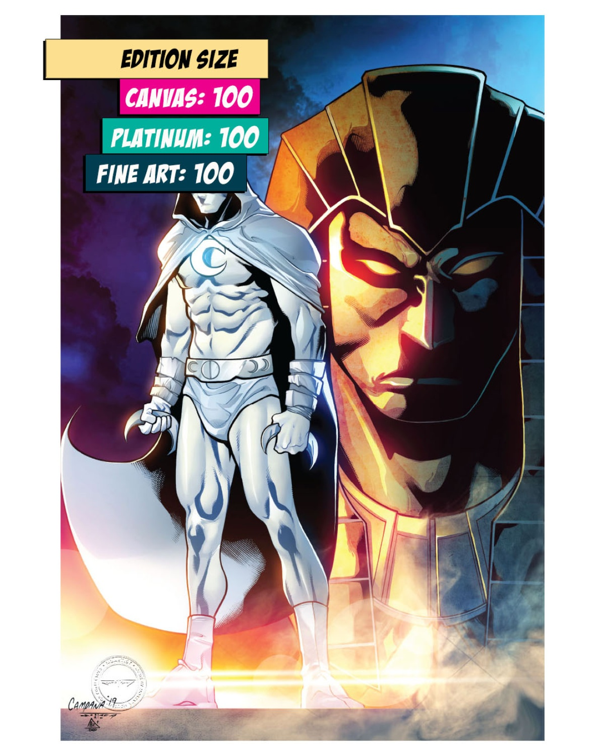 MOON KNIGHT: THE FIST OF KHONSHU