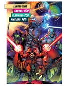 GUARDIANS OF THE GALAXY: GETTIN THEIR CHARGE ON
